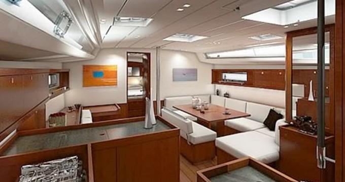 Rental yacht Lávrio - Bénéteau Oceanis 48 on SamBoat