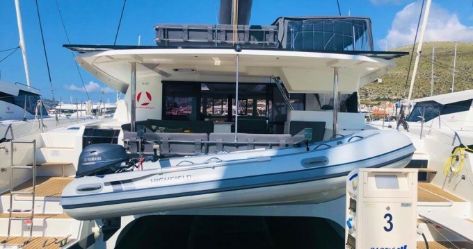 Boat rental Seget Donji cheap Saona 47