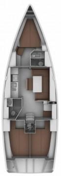 Rental yacht Alimos - Bavaria Cruiser 40 on SamBoat