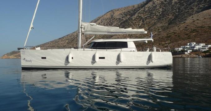 Boat rental Alimos cheap Moody 45 DS