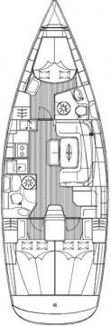 Rental Sailboat in Skiathos - Bavaria Bavaria 39 Cruiser