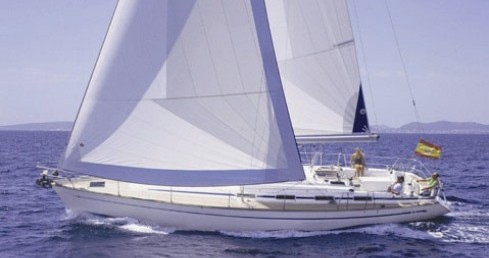 Sailboat for rent Paros Island at the best price