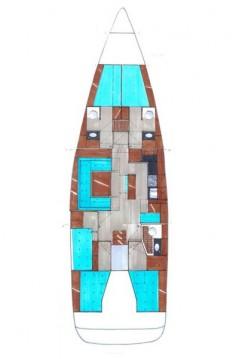 Rental yacht Alimos - Bavaria Bavaria 55 Cruiser on SamBoat
