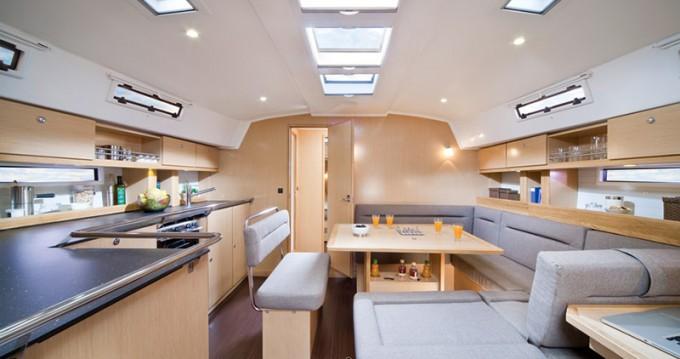 Rental yacht Skiathos - Bavaria Cruiser 45 on SamBoat
