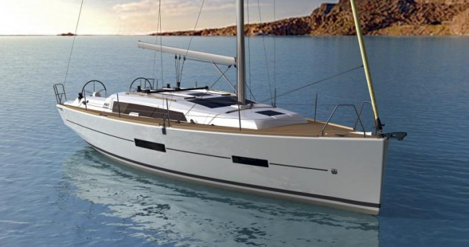Dufour Dufour 382 GL between personal and professional Alimos