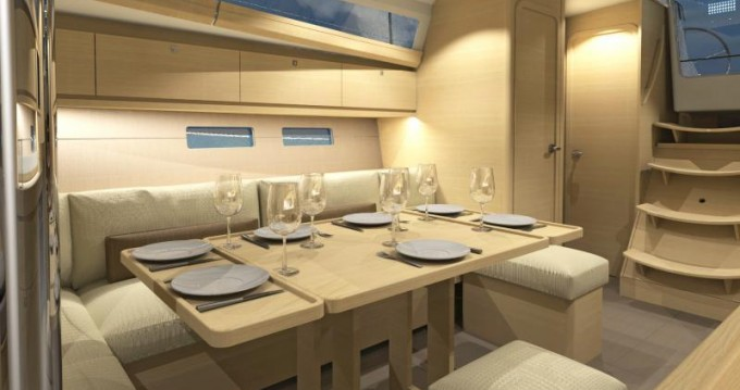 Rental yacht Alimos - Dufour Dufour 382 GL on SamBoat
