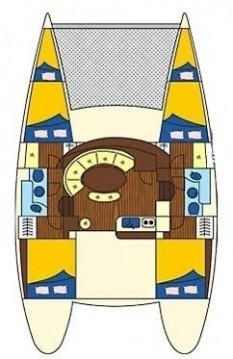 Rental Catamaran in Alimos - Lagoon Lagoon 380