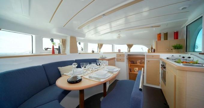 Boat rental Lefkada (Island) cheap Lagoon 380