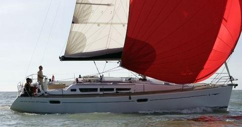 Rental yacht Alimos - Jeanneau Sun Odyssey 42i on SamBoat