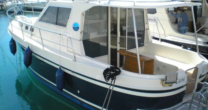 Rental yacht Sukošan - Sas Vektor Adria 1002 Vektor on SamBoat