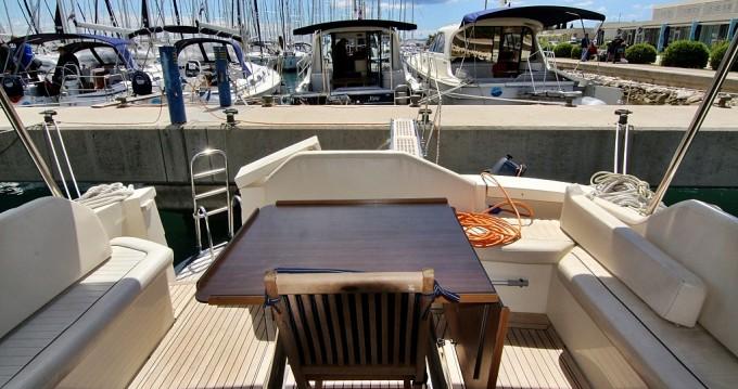 Boat rental Sas Vektor ADRIANA 44 in Sukošan on Samboat