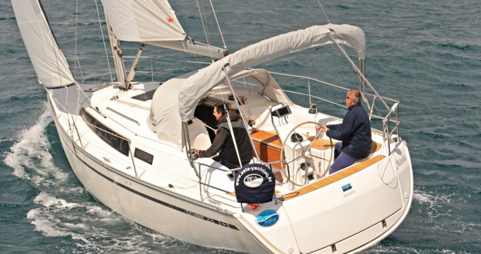 Bavaria Cruiser 33 between personal and professional Sukošan