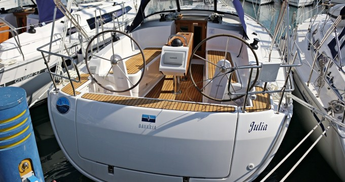 Boat rental Bavaria Cruiser 37 in Sukošan on Samboat