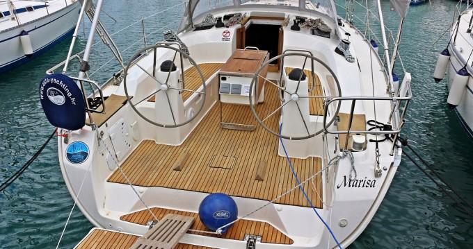 Bavaria Cruiser 40 between personal and professional Sukošan