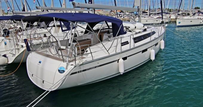 Boat rental Sukošan cheap Cruiser 41