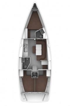 Rental yacht Sukošan - Bavaria Cruiser 41 on SamBoat