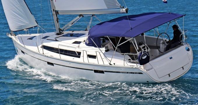 Bavaria Cruiser 41 between personal and professional Sukošan