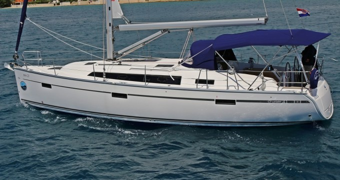 Rental Sailboat in Sukošan - Bavaria Cruiser 41