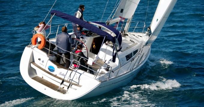Rental yacht Sukošan - Jeanneau Sun Odyssey 36i on SamBoat