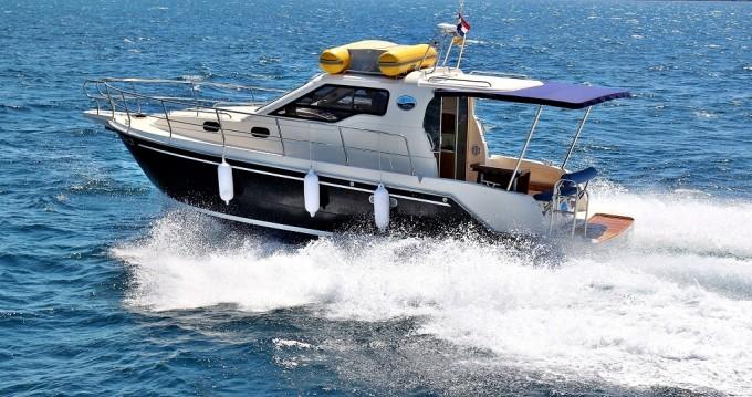Boat rental Sas Vektor Vektor 950 in Sukošan on Samboat