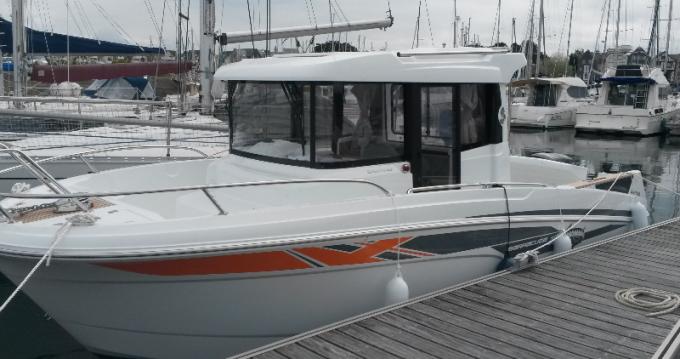 Boat rental Barracuda Barracuda 7 in Port du Crouesty on Samboat
