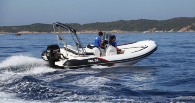 Hire RIB with or without skipper Bsc Port du Crouesty