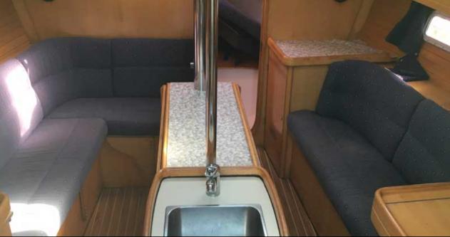 Boat rental Port du Crouesty cheap Feeling 32