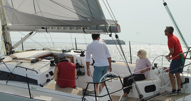 Hire Sailboat with or without skipper Fora Marine Port du Crouesty