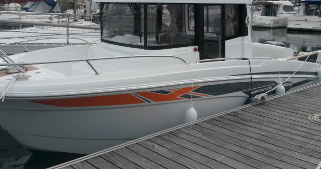 Rent a Barracuda Barracuda 7 Port du Crouesty