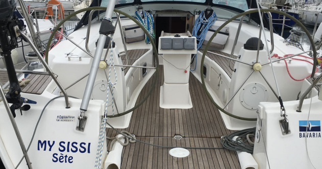 Rental yacht Port du Crouesty - Bavaria Bavaria 40 Cruiser on SamBoat