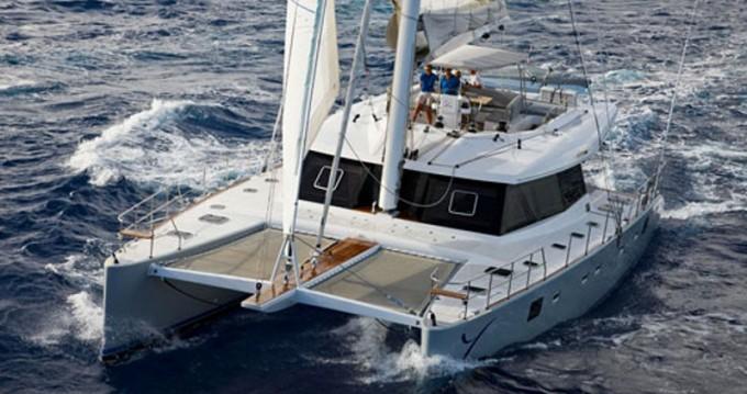 Hire Catamaran with or without skipper Sunreef Sant Antoni de Portmany
