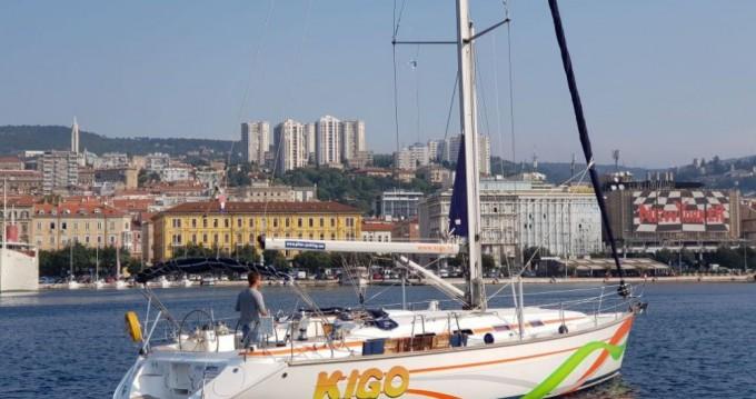 Rental yacht Rijeka - Bavaria Bavaria 49 on SamBoat