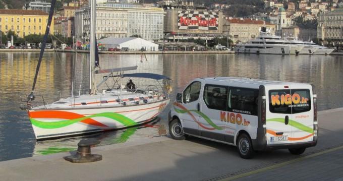 Hire Sailboat with or without skipper Bavaria Rijeka