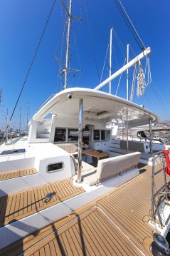 Rental Catamaran in Trogir - Lagoon Lagoon 450 F