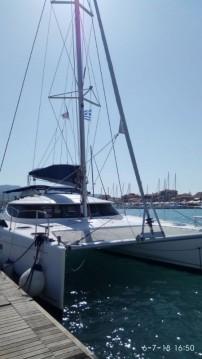 Rental Catamaran in Lefkada (Island) - Fountaine Pajot Lavezzi 40