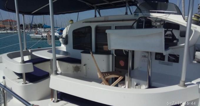Boat rental Fountaine Pajot Lavezzi 40 in Lefkada (Island) on Samboat