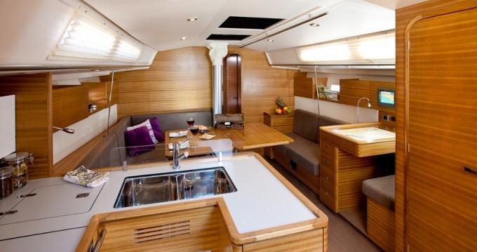 Hire Sailboat with or without skipper Salona Jezera