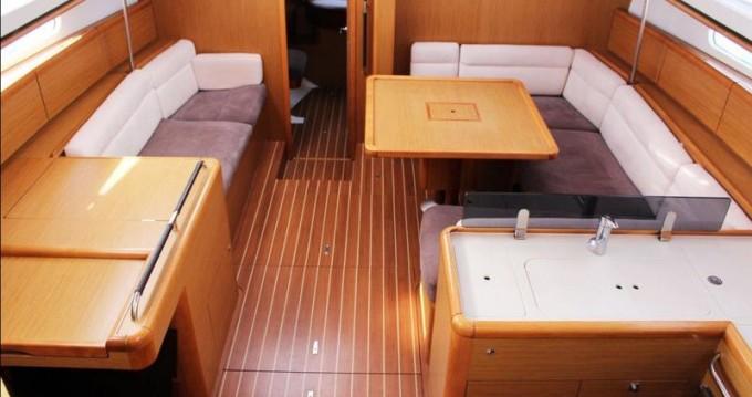 Rent a Jeanneau Sun Odyssey 45 DS - 3 cab. Jezera