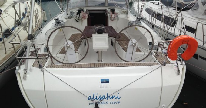 Hire Sailboat with or without skipper Bavaria Lávrio