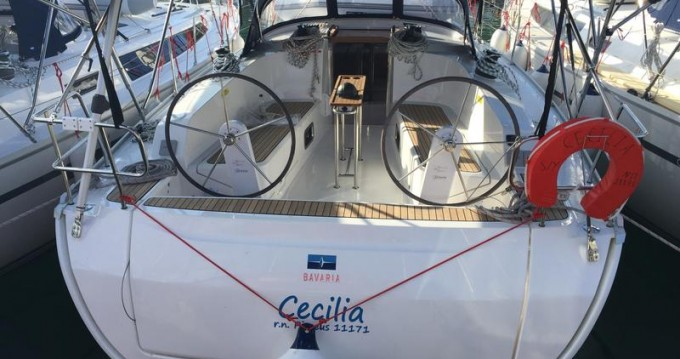 Hire Sailboat with or without skipper Bavaria Kos