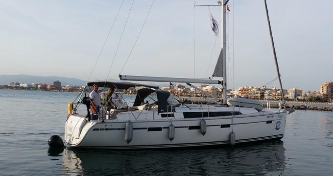 Rental yacht Playa de Palma - Bavaria Cruiser 41 on SamBoat