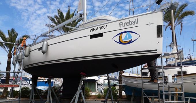 Boat rental Playa de Palma cheap Cruiser 41