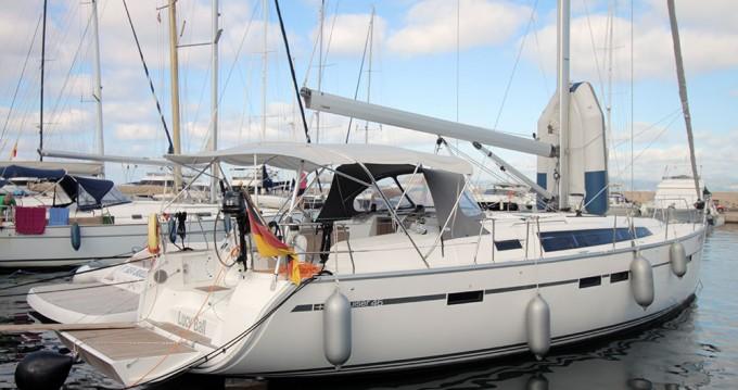 Bavaria Cruiser 46 between personal and professional Playa de Palma