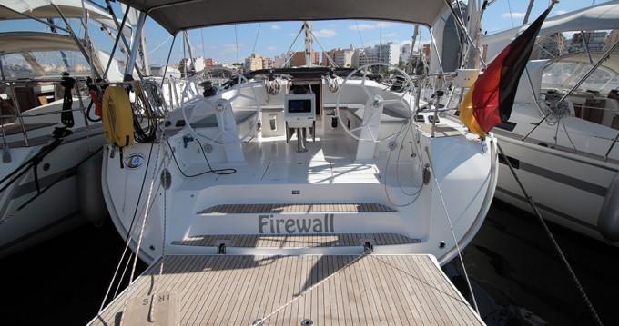 Boat rental Playa de Palma cheap Cruiser 51