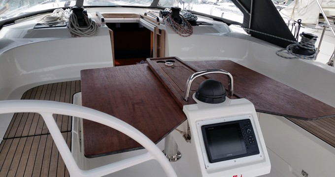 Bavaria Cruiser 51 between personal and professional Playa de Palma