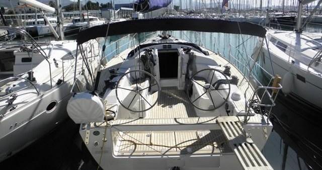 Boat rental Kaštela cheap Salona 44