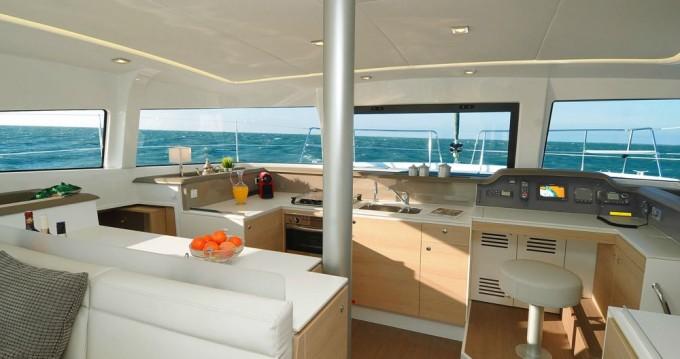 Rental Catamaran in Kos - Catana Bali 4.1 - 4 + 2 cab.