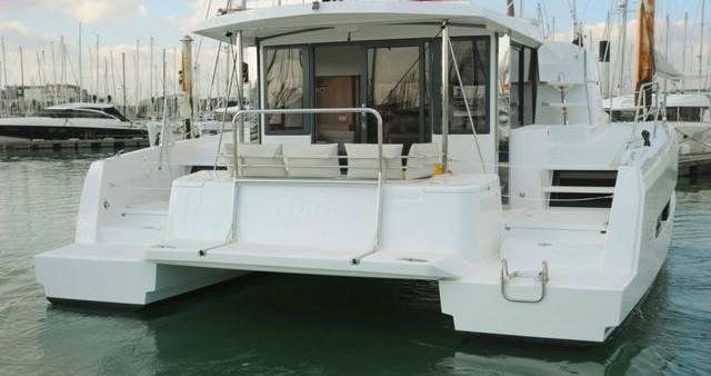 Rental yacht Gouvia - Catana Bali 4.1 - 4 + 2 cab. on SamBoat