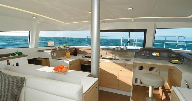 Hire Catamaran with or without skipper Catana Gouvia
