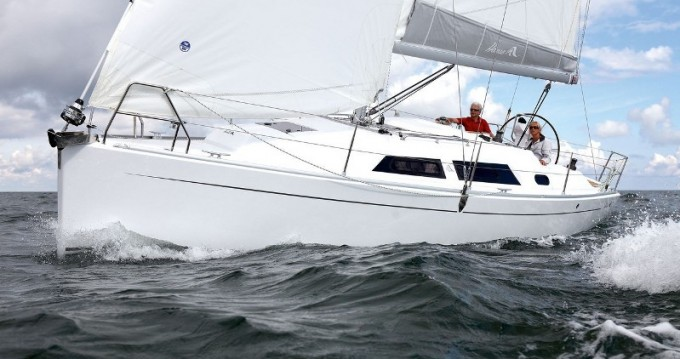 Hire Sailboat with or without skipper Hanse Alimos